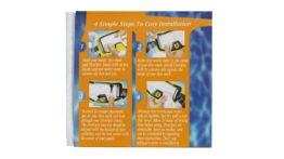 DiveOptx Stick On Bifocal Lens For Dive Masks